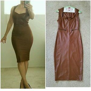 Faux Midi Dress!!